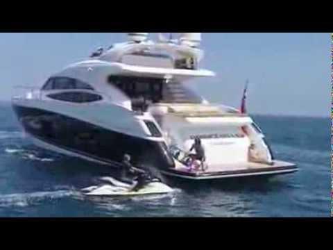 Princess Yachts - V85-S | V Class Sports Yachts