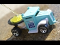Hot Wheels Toilet Truck Review!