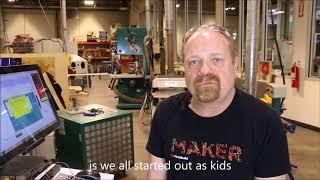 Maker Spotlight Robby Sanders