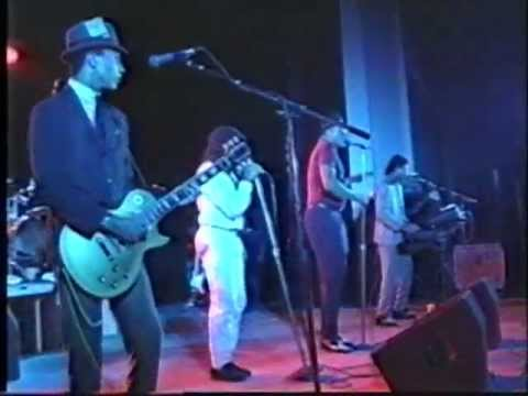 The Untouchables LIVE at San Jose State - 1987