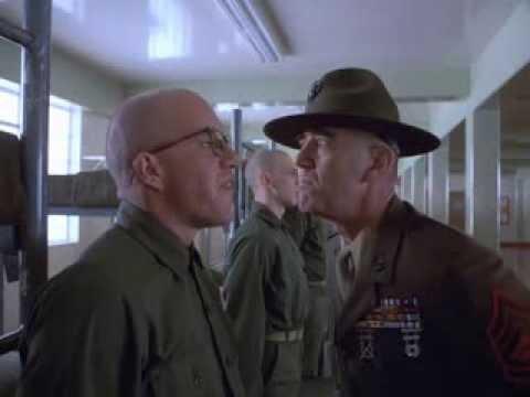 Full Metal Jacket - Gunnery Sergeant Hartman