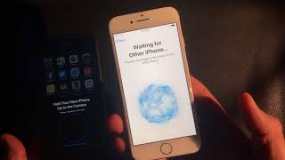 iPhone 8 unboxing and fast set up with iOS 11's new Quick Start