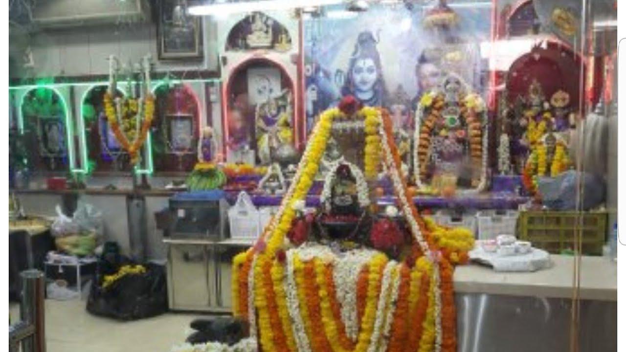 Way To Burdubai Temple