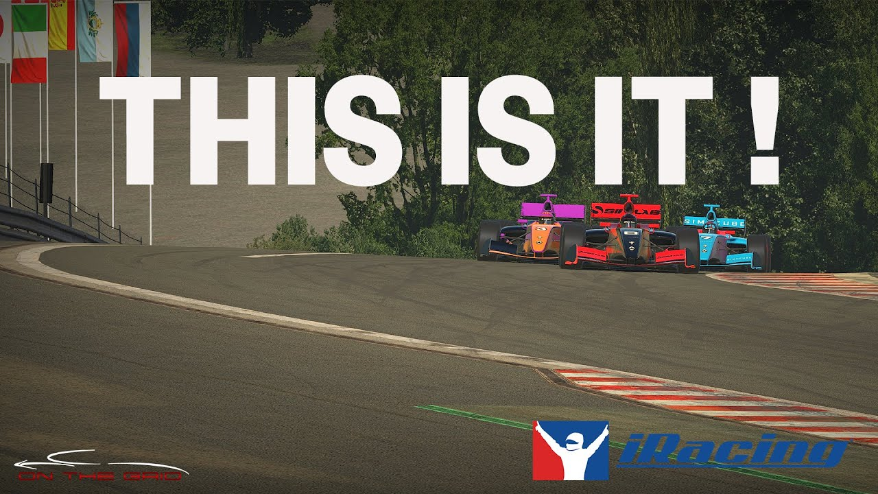 Is this the best class in iRacing