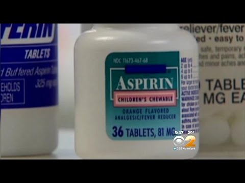 Dr. Max Gomez: Risks Associated With Aspirin