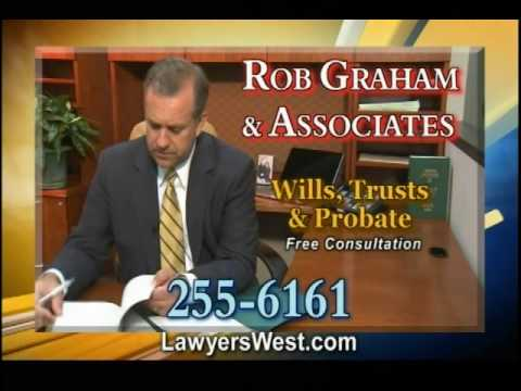 TV Ad Spot:  Rob Graham & AssociatesLawyers West, Las Vegas, 2011