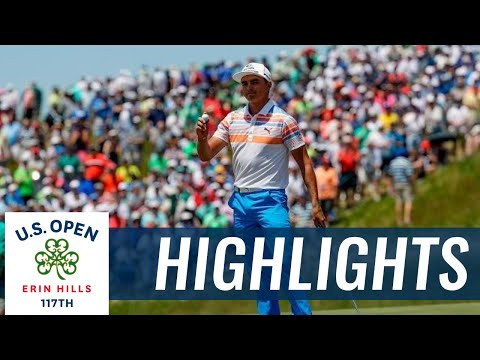 2017 U.S. Open: First Round Highlights