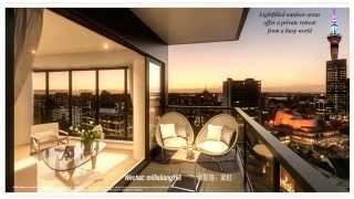 Auckland CBD Apartment and Retail Development- Queens Square