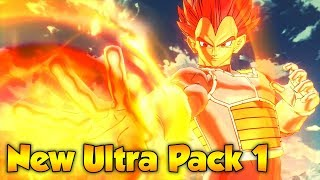 SUPER SAIYAN GOD VEGETA Ultimate Attacks! & Possibly ULTRA INSTINCT For CAC! - Xenoverse 2