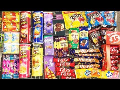 A Lot Of Candy 2018 NEW #127 Pringels...