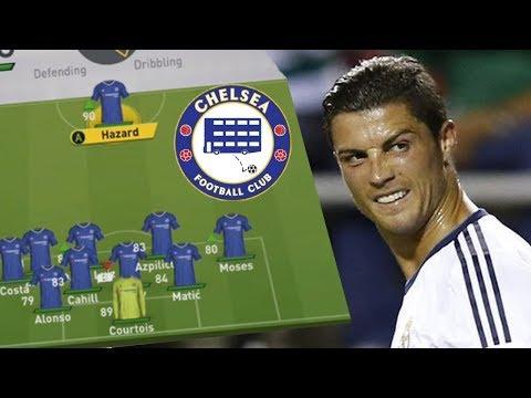 CHELSEA = PARK THE BUS! (FIFA 17 EXPERIMENT)