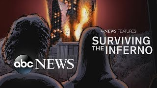 Surviving the Inferno: Escaping Grenfell Tower