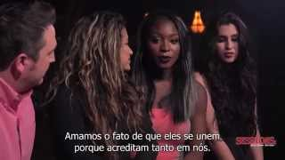 Fifth Harmony Interview Sessions With Steve Serrano (legendado PT-BR)