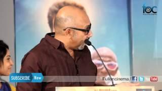 Sathyaraj's Funny Speech About Goundamani  | Fulloncinema FilmyPressmeet Focvideos -1
