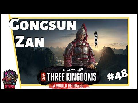 SIEGE DEFENCE ROUND 1 - Total War: Three Kingdoms - A World Betrayed - Gongsun Zan Let's Play #48