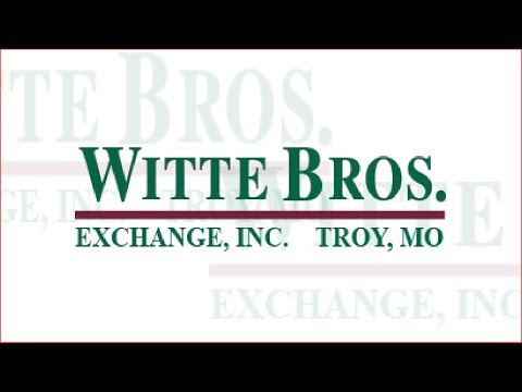 Drive, Distribute, Learn, Etc. - Witte Bros does it all!