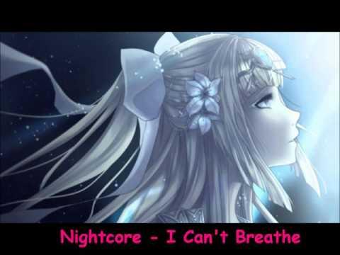 Nightcore - I can't breathe (Bea Miller)
