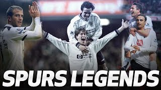 SPURS LEGENDS | First players confirmed for Legends match at Spurs New Stadium!