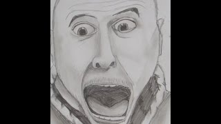 Speed Drawing Mr L.T from Super Gaming Family