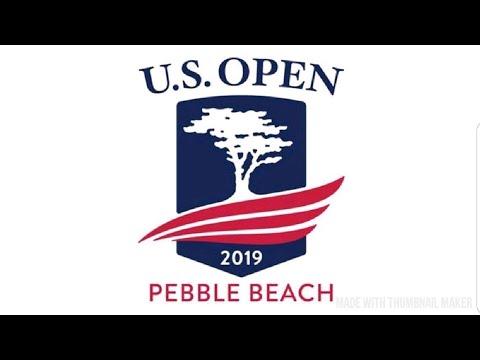 2019 U.S. Open Round 1 Leaderboard