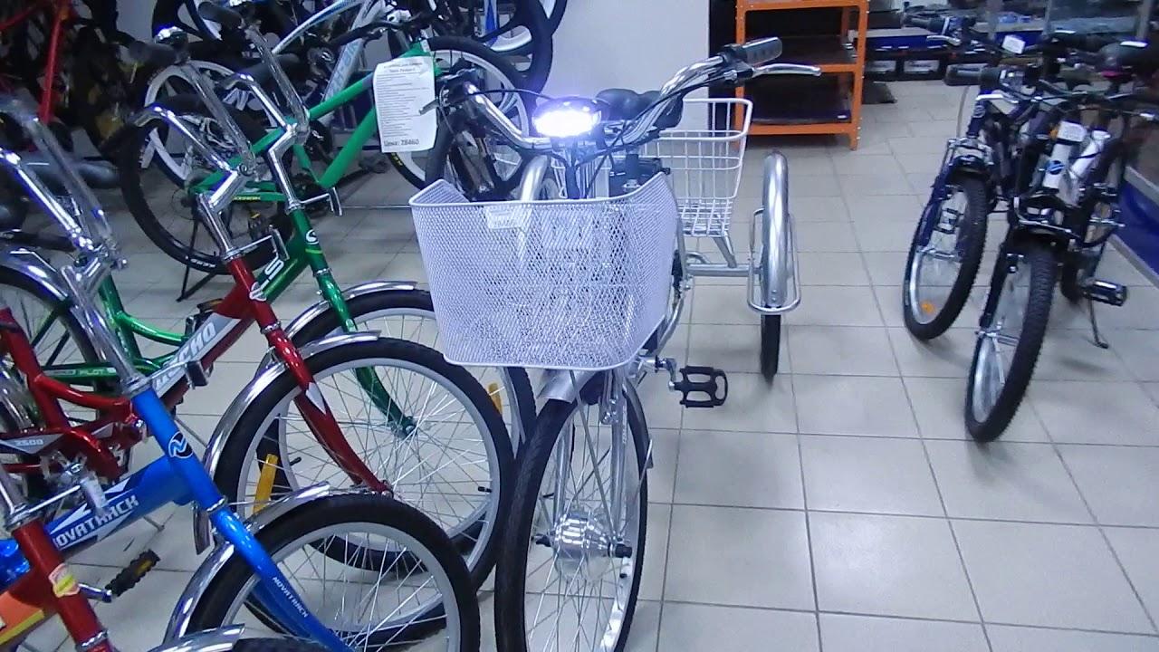 Электровелосипед Иж-Байк Фермер