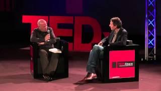 Un homme heureux: Laurent Gounelle at TEDxAlsace