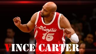 Vince Carter Top 50 Plays of the 2016 Season