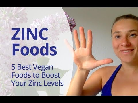 Zinc Foods TOP 5 Foods to Boost Your Zinc Levels Naturally