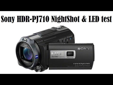 Sony FDR-AX100E Videokamera 4K