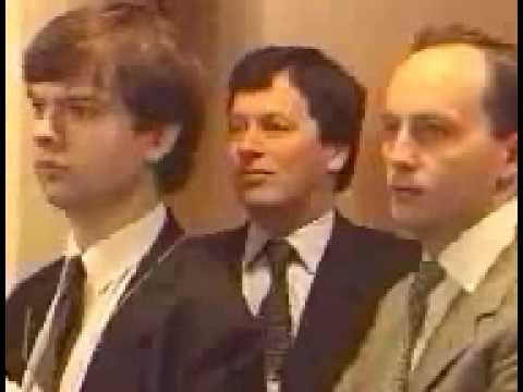 UK General Election 1992 - Conservative Campaign Report