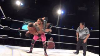 International Wrestling Federation Breaking Ground - Austin Aries vs Ricochet