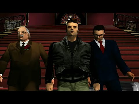 Gta Vice City Claude Kill Tommy In Mission