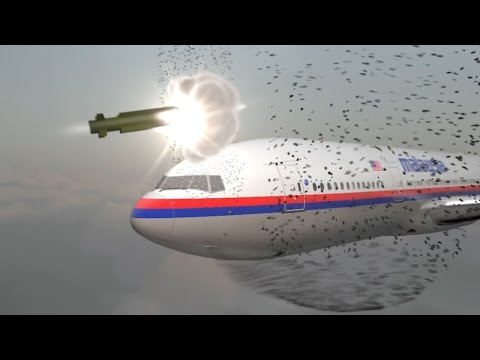 Cause of MH17 crash by Dutch Safety Board
