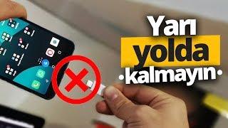 Akıllı telefonunuzun pil ömrü nasıl artırılır? Bataryanız eriyip, gitmesin!