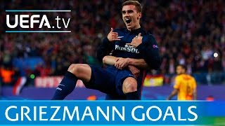 Antoine Griezmann - Five great goals