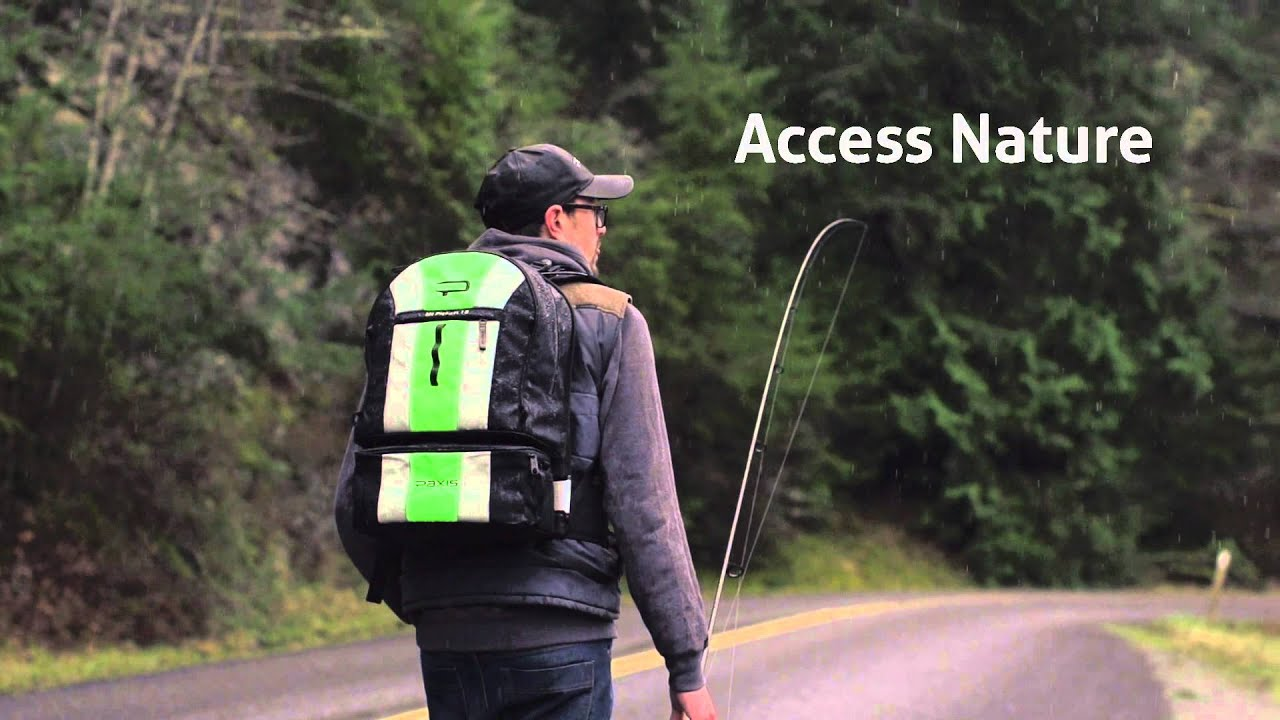 Gear Review: Paxis Mt Pickett 18 Backpack - YouTube