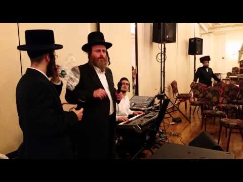 Aron Shlomy Katz Singing With Issac Honig