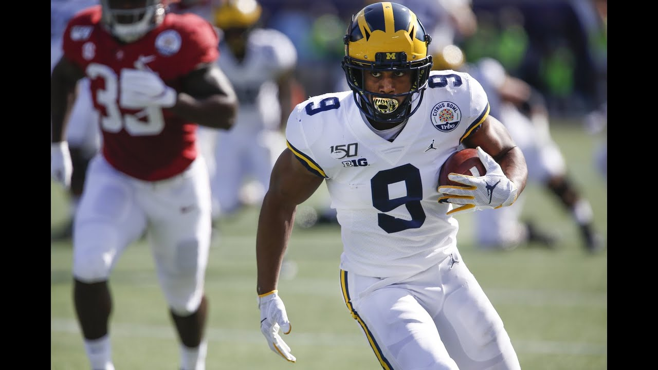 Donovan Peoples-Jones Drafted by Browns: Cleveland's Depth ...
