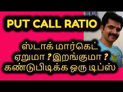 Put Call Ratio in Tamil - Stock Market Tips | Tamil Share | புட் கால் ரேஸியோ