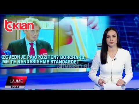 Edicioni I Lajmeve Tv Klan 19 Mars 2019, Ora 15:30
