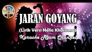 Jaran Goyang Karaoke - Nella Kharisma Lirik Lagu Dangdut Koplo Tanpa Vokal