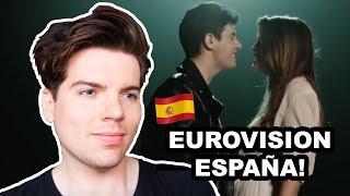 Baixar REACTION SPAIN EUROVISION 2018 AMAIA Y ALFRED - TU CANCIÓN