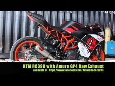 KTM RC390 GP4