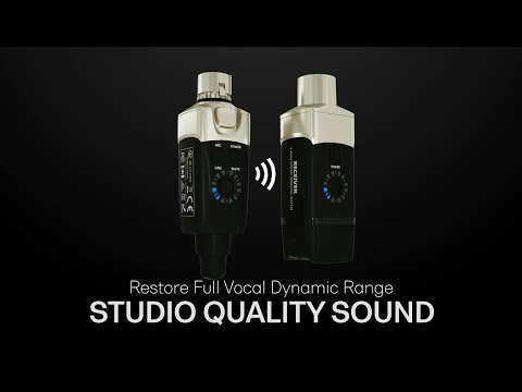 xvive u3 microphone wireless system youtube. Black Bedroom Furniture Sets. Home Design Ideas