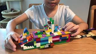 LEGO shark 🦈 sharing Xinyan's toys review