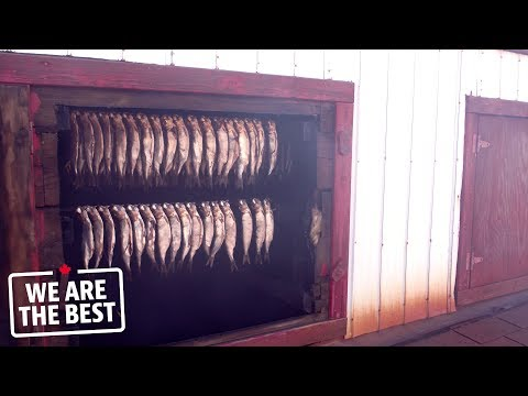 Smoked herring from Cap-Pelé, N.B., preserves tradition as well as taste | We Are The Best