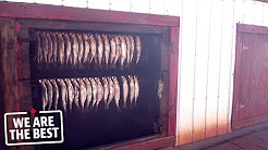 Smoked herring from Cap-Pel, N.B., preserves tradition as well as taste | We Are The Best