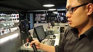 《三號中校》Zhiyun Smooth 4 穩定器開箱介紹【相機王】