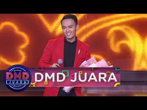 WOW Ayu Tingting Dapat Bunga Dari Najmudin CINTA SABUN MANDI - DMD Juara (18/9)