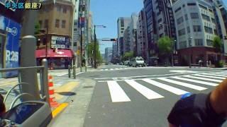 外堀通り(反時計回り方向)×1.8倍速